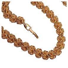 Napier Multi Loop Necklace