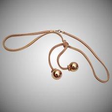 Henkel & Grosse 1968 Necklace