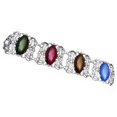 Sarah Coventry Carousel Bracelet - Like New!