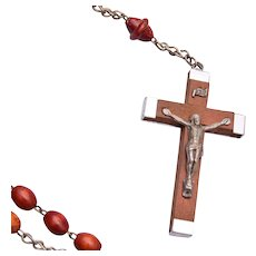 Lourdes France Rosary Beads