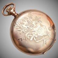 Hampden Pocket Watch