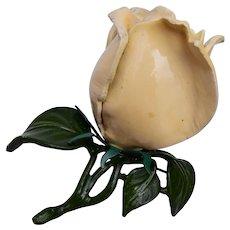 Very 3 Dimensional Rose Brooch
