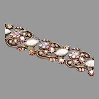 Florenza Molded Leaf Bracelet
