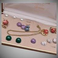Barbara Reed Interchangeable Magne-Gems