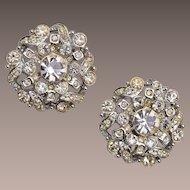 Charel Rhinestone Earrings