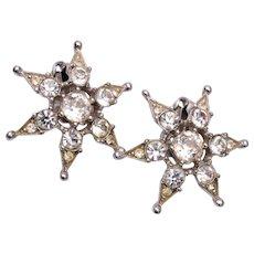 Bogoff Star Earrings