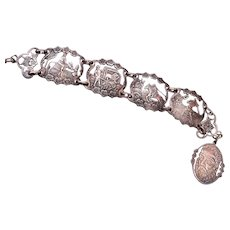 Hand Made in Spain Don Quixote Bracelet