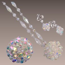 Vendome Crystal 3 Piece Set