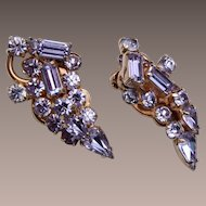 Kramer of NY Color Change Alexandrite Earrings