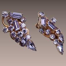Kramer of NY Color Change Alexandrite Earrings