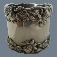 Sterling Napkin Ring - Gorham Ca. 1900