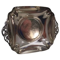 Vintage Sterling Candy Dish - Ca. 1949