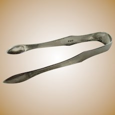 English Georgian Sugar Tongs