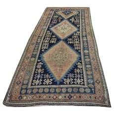 Free Shipping Antique Turkish Carpet 9.5X3.93ft