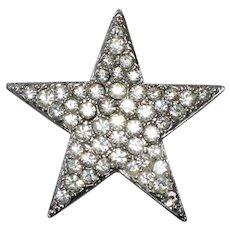 Kenneth Lane Company Star Brooch