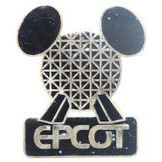 Vintage 1882 Disney Epcot Pin