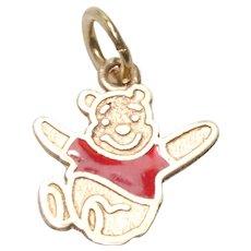 Vintage Disney Winnie the Pooh Charm