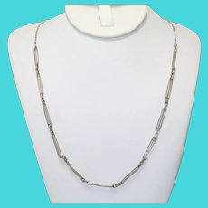 Vintage 925 Sterling Silver Chain
