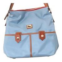 Dooney & Bourke Light Blue Tote Bag