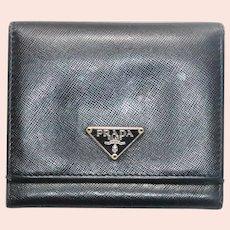 Authentic Prada Milano Wallet