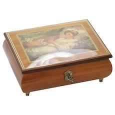 Vintage Italian Music Box
