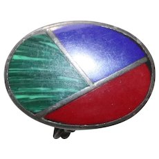 Vintage Mexican Pill Box
