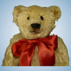 1909-10 Farnell Antique blonde Teddy Bear