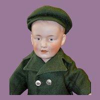 "18"" Gebruder Heubach Character Child 7623"