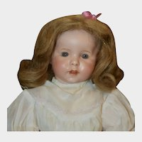 "13"" SFBJ 247 Twirp Toddler Child w/ Blue Sleep Eyes"