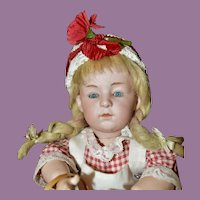 Gebruder Heubach 6970 Pouty Character Child