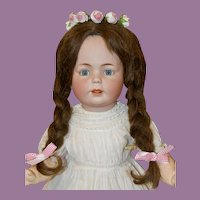 "Wonderful Rare 16"" Simon & Halbig Erika Toddler, #1489"