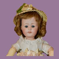 """10"""" Gebruder Heubach 8480 Pouty Closed Mouth Child"""