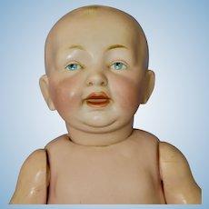 Kestner Solid Dome Baby, Marked JDK 10