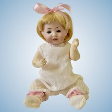 """Rare Character Baby with Smiling Face, 9-10"""""""