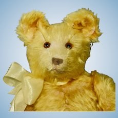 Rare Antique Yellow BMC Bear C 1906-9