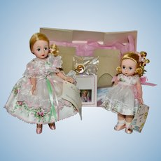 Mommy and Me Limited Set by Madam Alexander, MIB