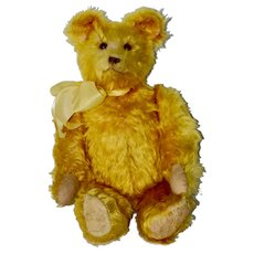 "Rare 17"" Yellow American BMC Bear C 1906-1909"
