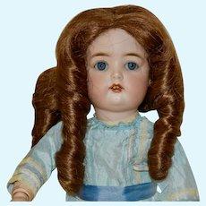 "Pretty 13"" Simon & Halbig 1299 Child Doll C1909"