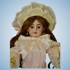 Gorgeous Simon & Halbig 1009 French Trade Child Doll, 18.5""