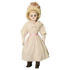 "Rare 12.5"" Sonneberg Lady Doll by Simon Halbig"