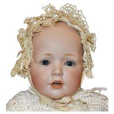 "Sweet 13"" Kestner Hilda Baby w/ Hazel Eyes"