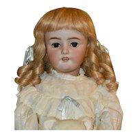 """Sweet 33"""" Simon & Halbig 1078 w/ Gentle Childlike Face"""
