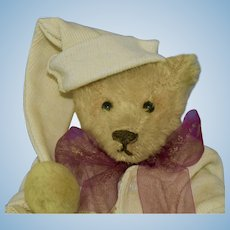 "12"" Off-White Mohair American BMC Teddy Bear C 1907-8"