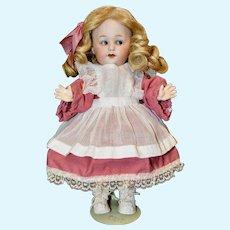 Rare Gebruder Heubach Flirty Eye 8420 Character Toddler
