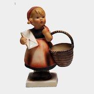 Hummel Figurine • Meditation • No. 13/0, TMK 2 FB, c1950's Early
