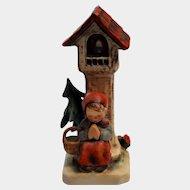Hummel Figurine • Girl Worshiping - c1950's • TMK 2 FB • No. 84/0
