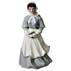Florence Ceramics of Pasadena, Calif. Priscilla Figurine