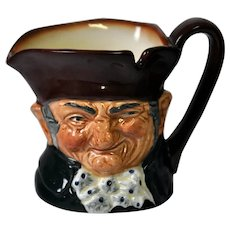 Royal Doulton Toby Mug - OLD CHARLEY - D5527, Original Issue