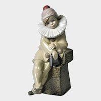 LLADRO Figurine - Little Jester - No. 1005203 by Juan Huerta