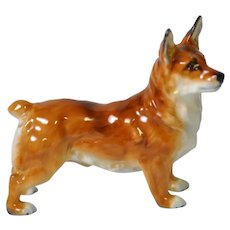 Royal Doulton Welsh Corgi Figurine HN2559